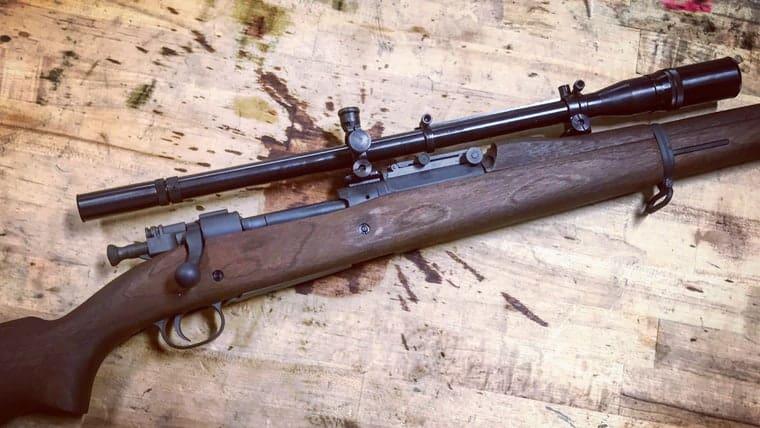Model 1941 USMC Sniper Rifle
