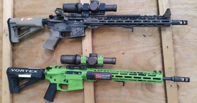 Stewart 3 gun rifles